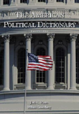 American Political Dictionary 9780155068674