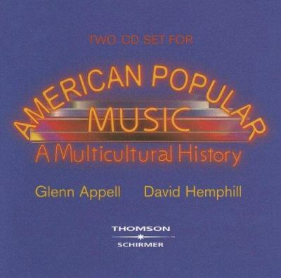 American Popular Music: A Multicultural History 9780155062450