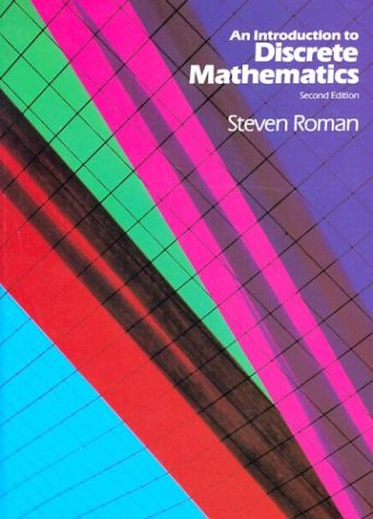 An Introduction to Discrete Mathematics 9780155417304