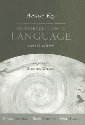 An introduction to language answer key by victoria fromkin robert an introduction to language answer key fandeluxe Gallery