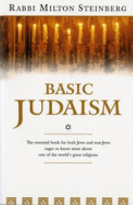 Basic Judaism 9780156106986
