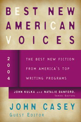 Best New American Voices 9780156007221