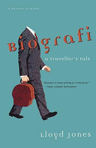 Biografi: A Traveler's Tale 9780156001281