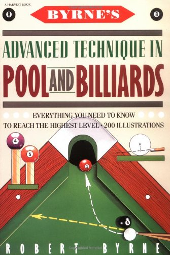 Byrne's Advanced Technique in Pool and Billiards 9780156149716