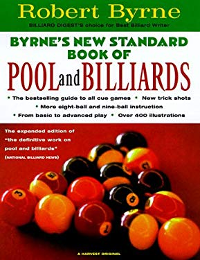 Byrne's New Standard Book of Pool and Billiards 9780151003259