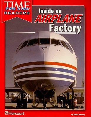Inside an Airplane Factory, Grade 2 9780153405983
