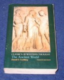 Classics of Western Thought Series: The Ancient World, Volume I 9780155076822