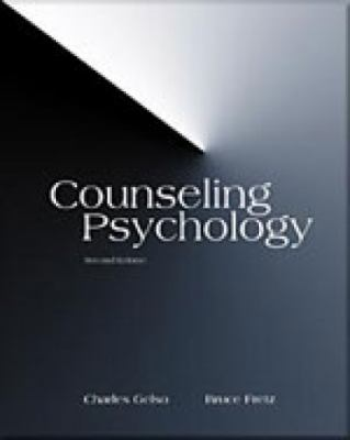 Counseling Psychology 9780155071568