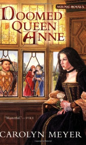 Doomed Queen Anne 9780152050863