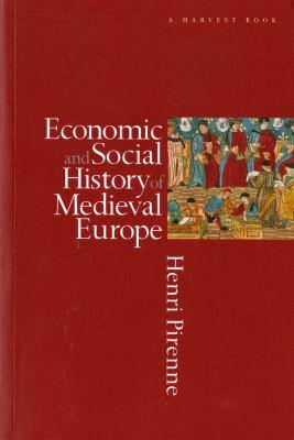 Economic & Social Hist Medieal Eur Pa 9780156275330