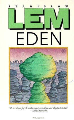 Eden 9780156278065