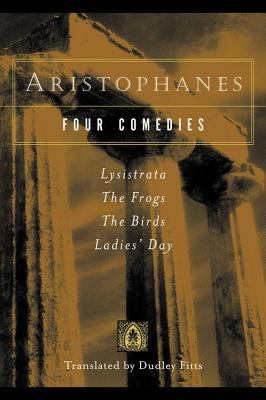 Aristophanes: Four Comedies 9780156027656
