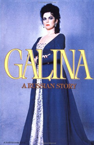Galina: A Russian Story 9780156343206