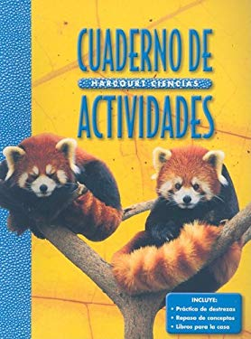 Harcourt Ciencias Cuaderno de Actividades 9780153213977