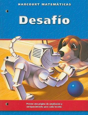 Harcourt Matematicas: Edicion de California, Desafio, Grado 3 9780153216459