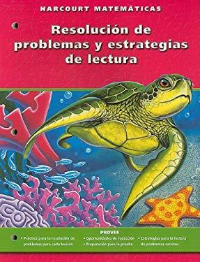 Harcourt Matematicas: Edicion de California, Resolucion de Problemas y Estrategias de Lectura, Grado 4 9780153216718