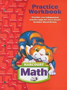 Harcourt Math Practice Workbook, Grade 2