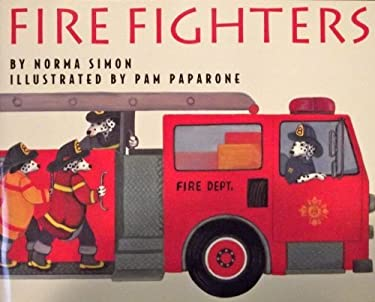 Harcourt School Publishers Collections: LVL Lib: Fire Fighters Gr1