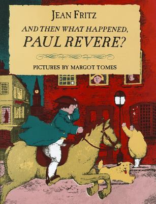 Harcourt School Publishers Collections: Rd/Chc Bk: .What/Paul Revere Gr5 What/Paul 9780153144004