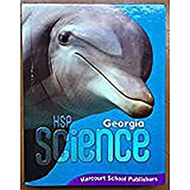 Harcourt School Publishers Science Georgia Se Grade 4 2009