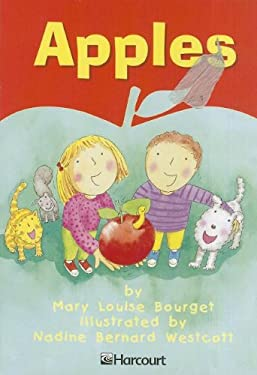 Harcourt School Publishers Trophies: Blw-LVL: Apples G1 Apples 9780153229459