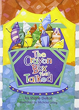 Crayon Box That Talked : Library Book