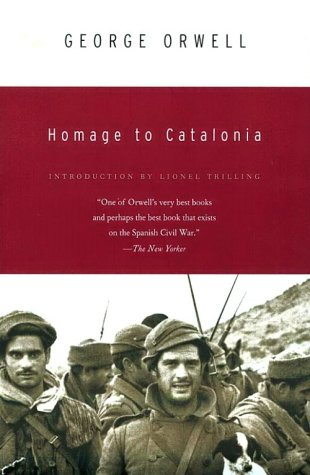 Homage to Catalonia 9780156421171