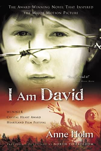 I Am David 9780152051600