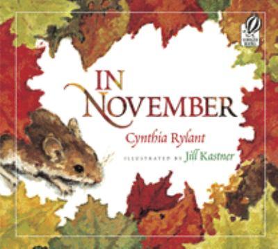 In November 9780152063429