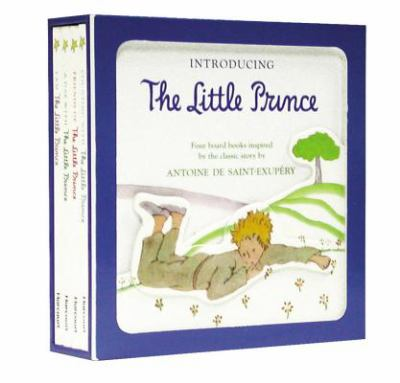 Introducing the Little Prince: Board Book Gift Set 9780152047269