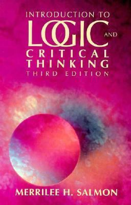 Introduction to Logic and Critical Thinking 9780155430648