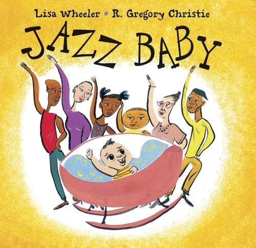 Jazz Baby 9780152025229