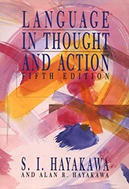 Language in Thought and Action 9780155501201