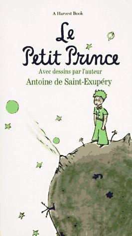 Le Petit Prince: Avec Dessins Par L'Auteur 9780156503006