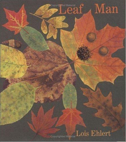 Leaf Man 9780152053048