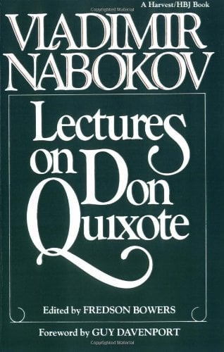 Lectures on Don Quixote 9780156495400