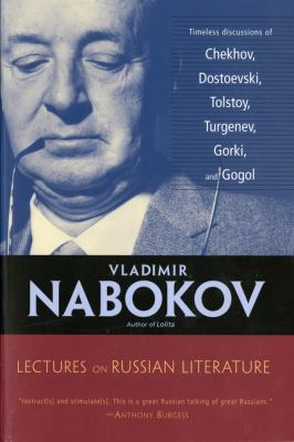 Lectures on Russian Literature 9780156027762