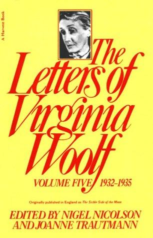 Letters of Virginia Woolf 1932-1935 9780156508865