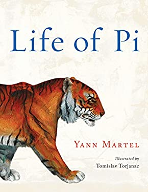Life of Pi 9780151013838