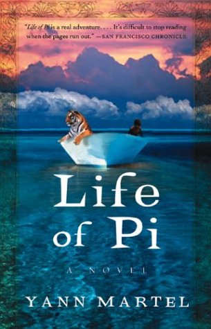Life of Pi 9780156030205