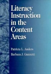 Literacy Instruction in the Content Areas 486030
