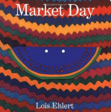Market Day: A Story Told with Folk Art 9780152021580