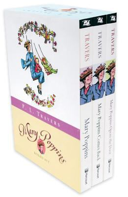 Mary Poppins Boxed Set 9780152058692