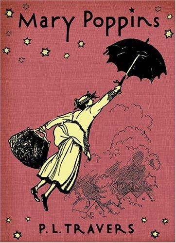 Mary Poppins 9780152058104