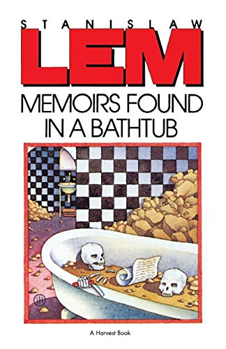 Memoirs Found in a Bathtub 9780156585859