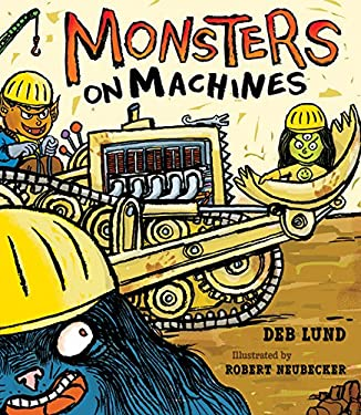Monsters on Machines 9780152053659