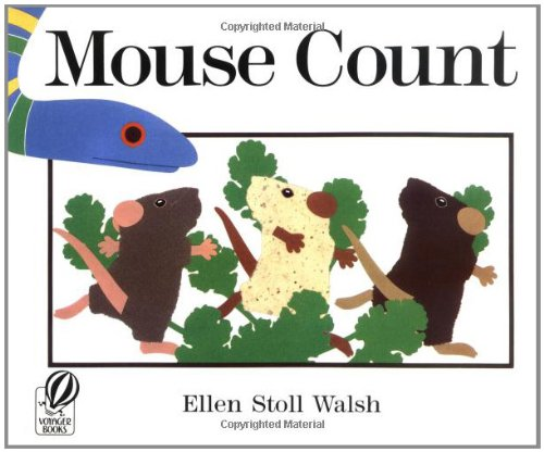 Mouse Count 9780152002237