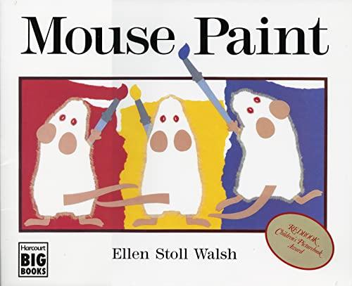 Mouse Paint 9780152560263