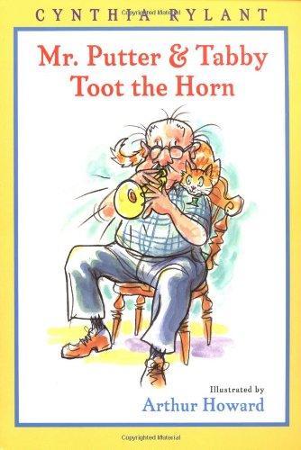 Mr. Putter & Tabby Toot the Horn 9780152002473