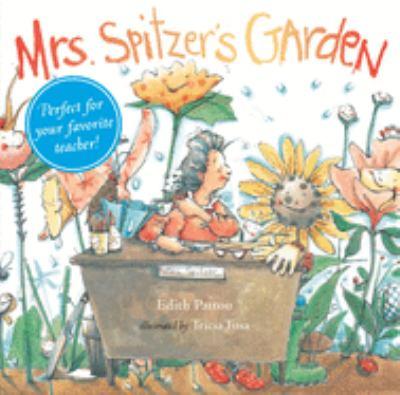 Mrs. Spitzer's Garden 9780152058029